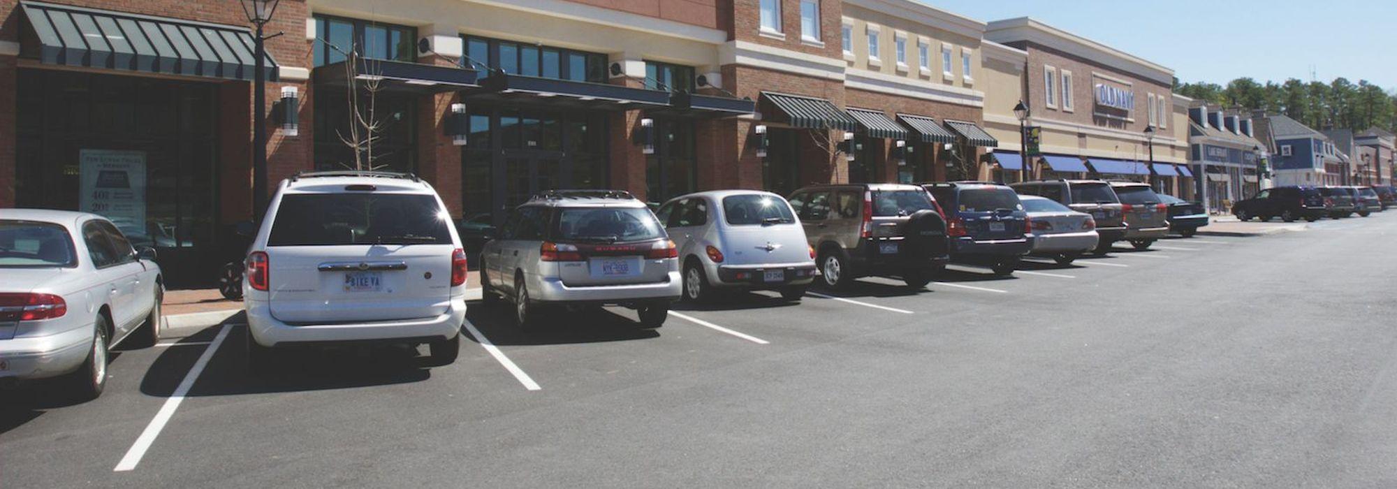 Williamsburg, Virginia – New Town Shops