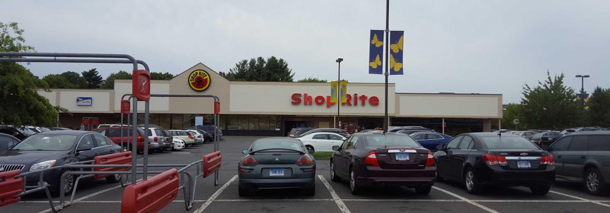 Bristol, Connecticut – Shop Rite Plaza